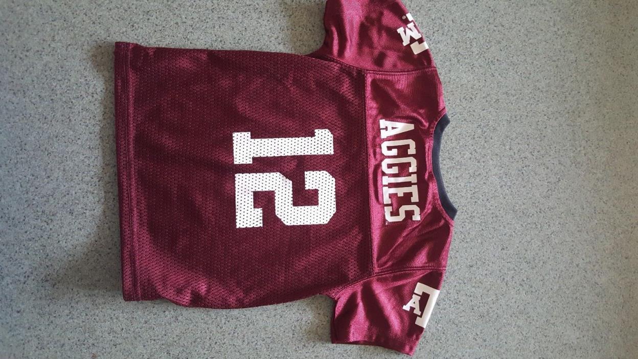 Texas A&M 3T Jersey