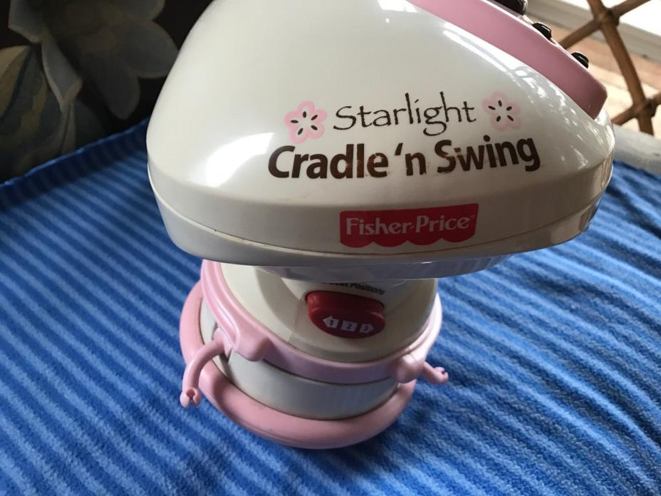 Fisher price papasan swing for sale classifieds for Baby swing motor replacement