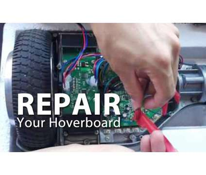 Computer, Cell Phone, Tablet, Hoverboard, Game Console Repair and More