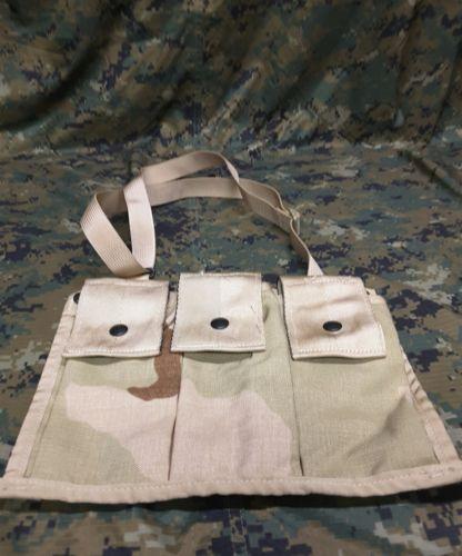 MILITARY MOLLE II Bandoleer Ammo Pouch Desert Camouflage DCU DEVGRU NSW SOF SF