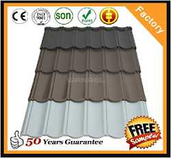 Stone Coated Metal Roof Tiles Manufacturer - Vanael