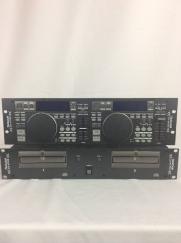 Tascam CD-X1700 Cd Player With Controller