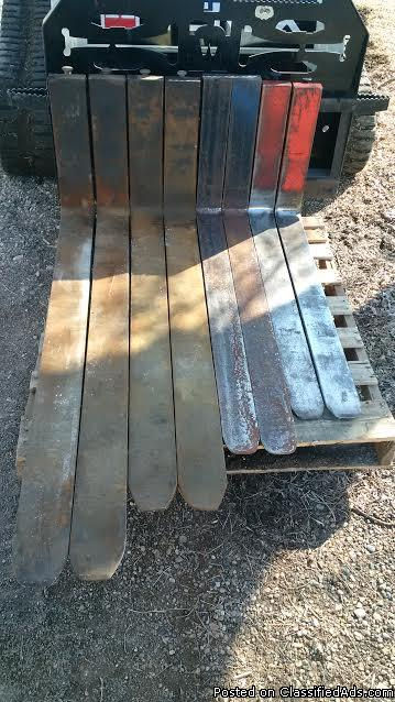 Heavy Duty replacement forks