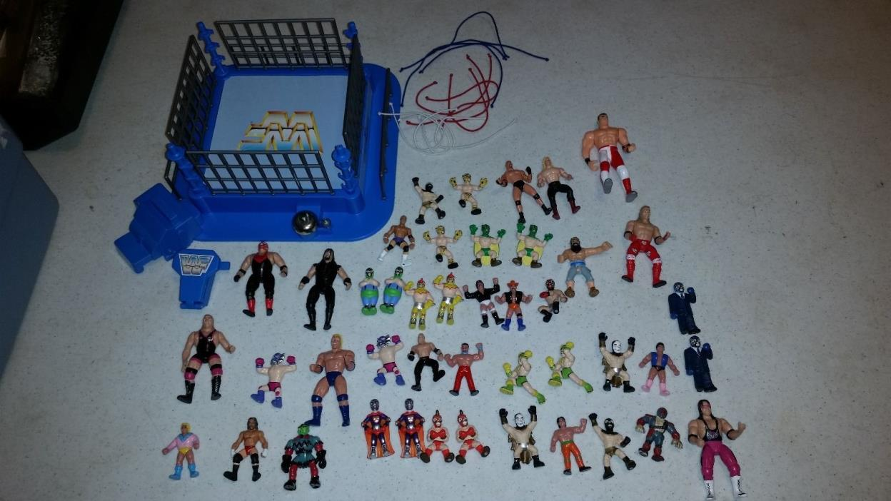 Wwf Wrestling Ring For Sale Classifieds