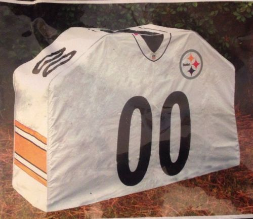 Pittsburgh Steelers NFL  00 Jersey Jumbo Grill Cover 60