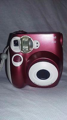 Polaroid PIC300 Instant Film Camera