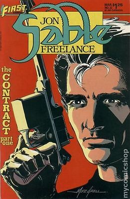 Jon Sable Freelance (1983) #22 VF
