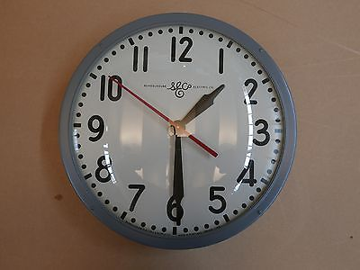 Schoolhouse Electric Co. Wall Clock