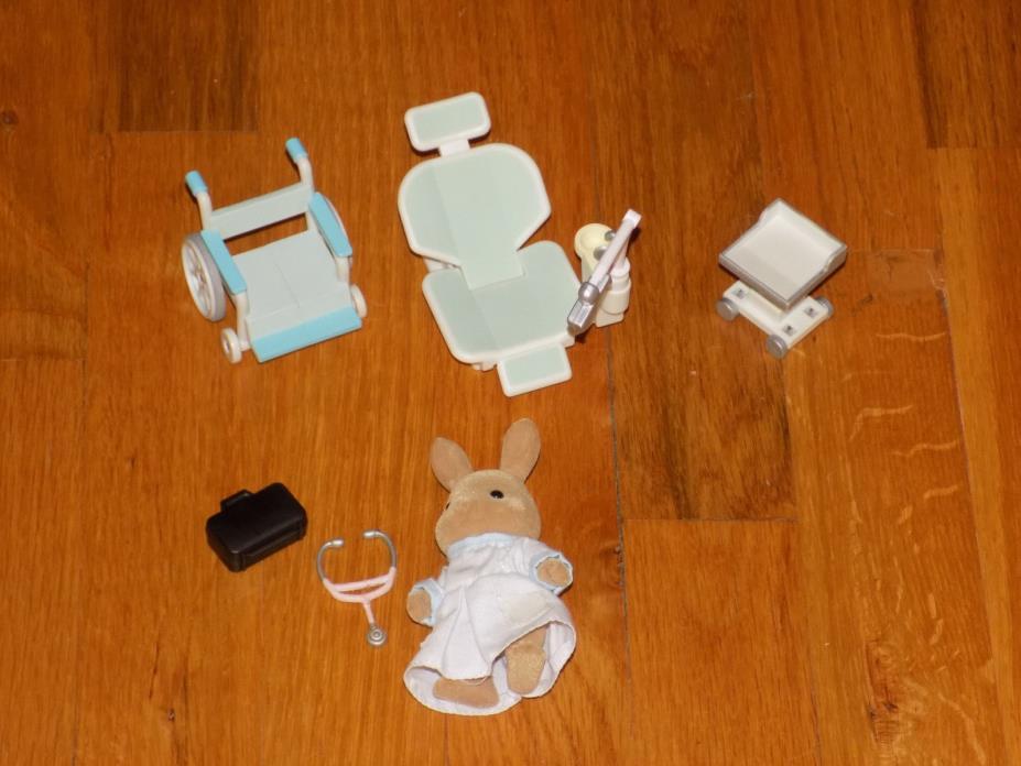 Calico Critters Dentist Chair Wheel Chair Epoch