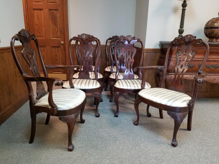 henredon dining room set for sale classifieds
