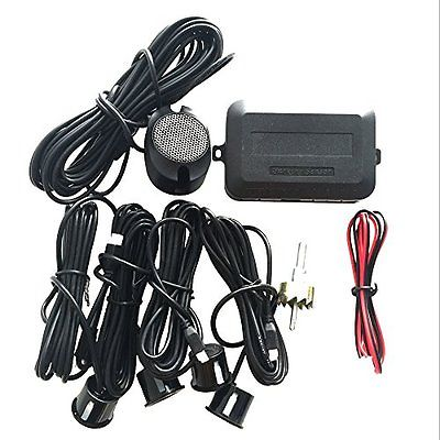 Geartist (TM) GTS8500B Car Parking Brake Systems Parking Sensor Kit Reverse 4pcs