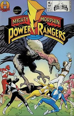 Mighty Morphin Power Rangers (1995) Limited Series #4 FN