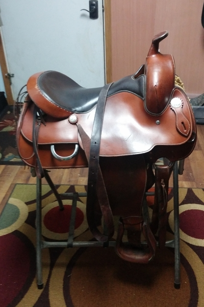 Tennessean Gaited Trail Saddle