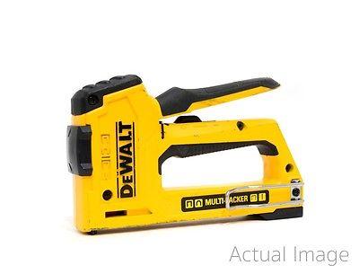 DeWalt DWHTTR410 4-In-1 Multi-Tacker Stapler and Brad Nailer Tool  (S10012341)