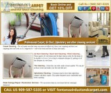 We Offer Multiple Services of Carpet and Air Duct Cleaning in Fo