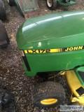 John Deere Riding Lawnmower