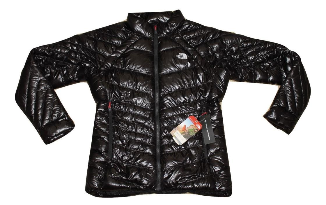 $349 NEW North Face Womens Super Diez Jacket Large Black C040 850 Down Fill
