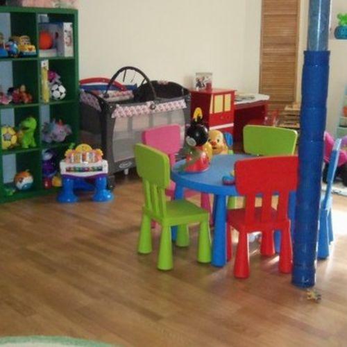 Little Bear Child Care has immediate openings