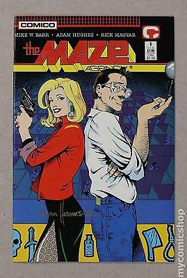 Maze Agency (1988 1st Series) #1 VF+ 8.5