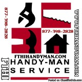 Handyman Services Affordable Rates Guaranteed Services