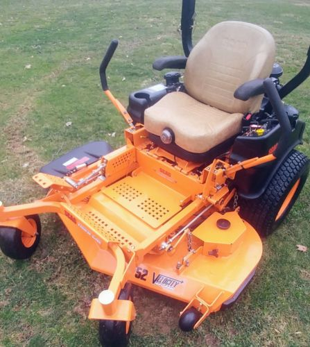 52in Scag Tiger Cat Commercial Zero Turn Mower 67hrs very clean