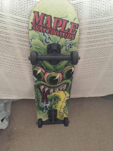 Maple Skateboard 31.5