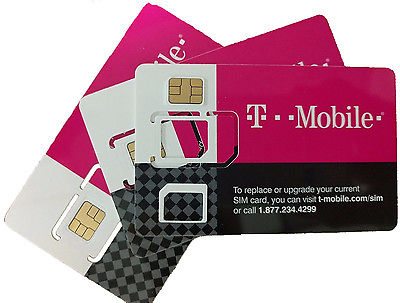 Used T-MOBILE TRIPLE Sim BOOT OR UNLOCK GSM phone UNLOCKING TMOBILE TESTING