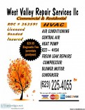 HEATING and COOLING SYSTEM REPAIR SERVICE Furnace Heat Pump Ac H