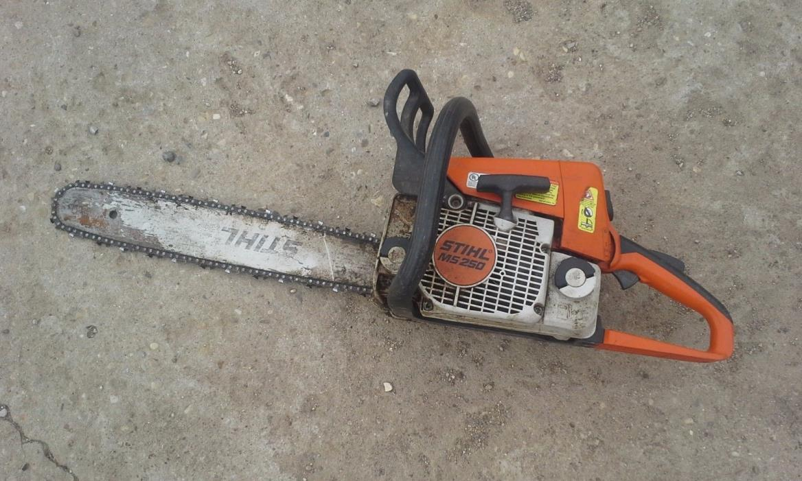 Stihl Chainsaw Ms 250 Review – Articleblog info