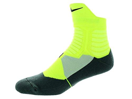 Nike Men's Hyper Elite Cushioned High Quarter Socks Large (shoe size 8-12)