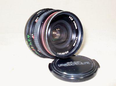 Promaster Spectrum 7 Prime Lens M42 Mount Pentax/Praktica 1:2.8 / 28mm VGC 4985
