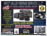 SPLIT SYSTEM Repair Service HEATING Furnace AC Heat Pump