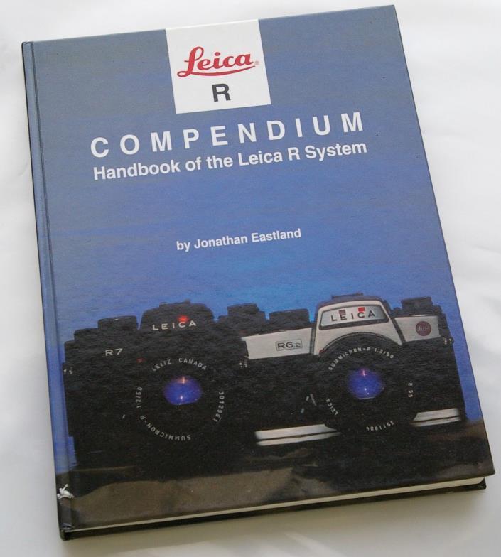 Leica R Compendium: R7 R6.2 R5 RE R4 R3 Leicaflex SL2 SL original, 50mm F2
