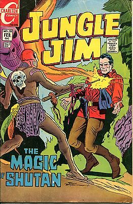 Comic Book: JUNGLE JIM