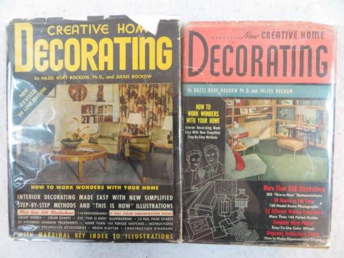Hazel Kory Rockow CREATIVE HOME DECORATING & NEW CREATIVE HOME DECORATING