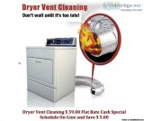 Affordable Dryer Vent Cleaning Special ndash Orange County