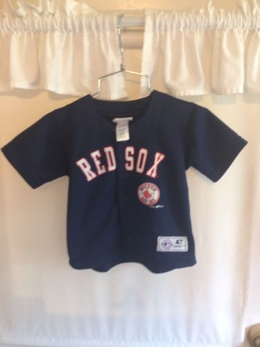 boston red sox jersey Size 4t