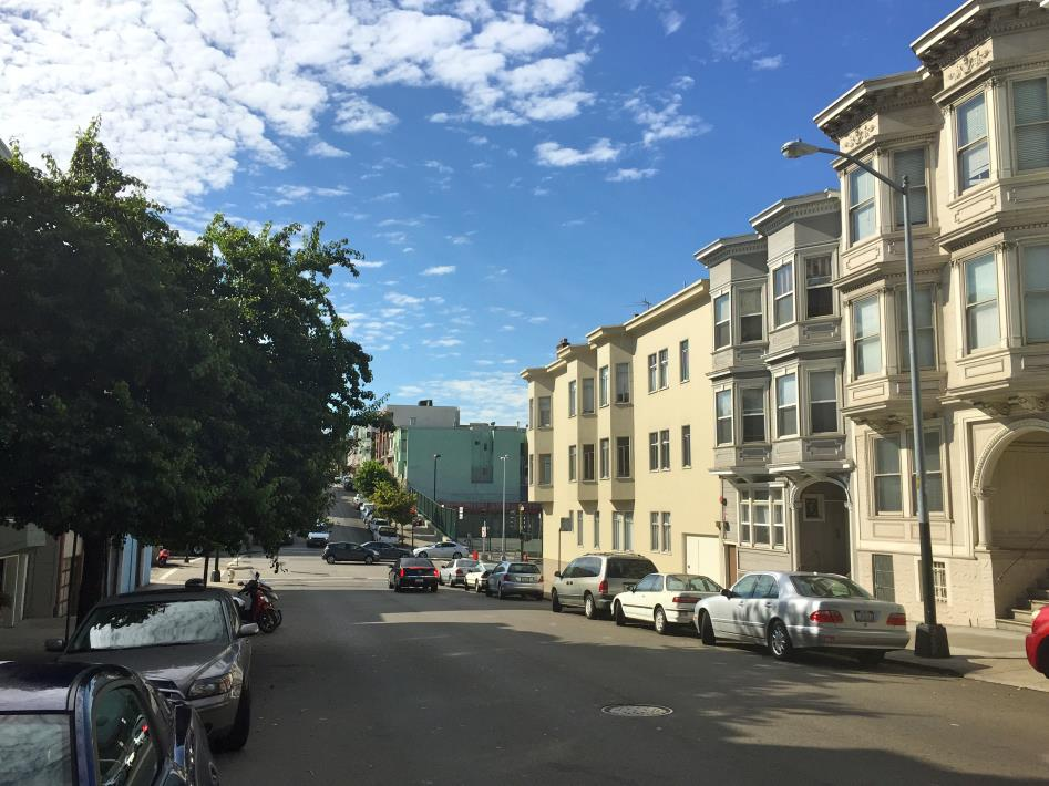 Roomate wanted to share Four BR Russian Hill Apartment