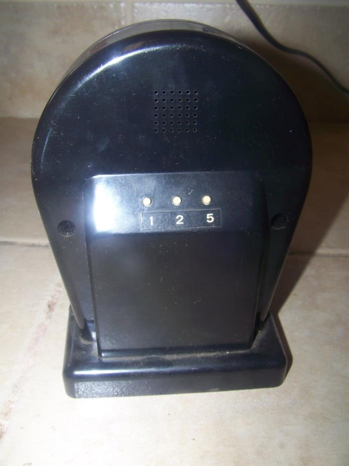 Collectible/ Vintage?- Parking Meter Bank & key-Plastic-6 inches tall