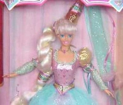 1994 Barbie ~ Rapunzel ~ 1 st the Series Children's Classic