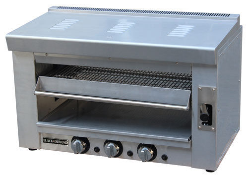 Stainless Steel Heavy Duty Infrared Gas Salamander – 35?