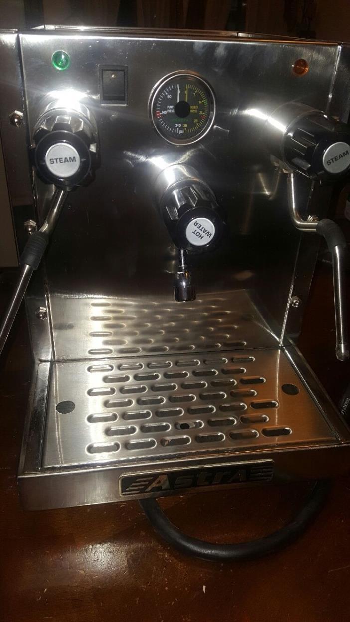 ASTRA Beverage Steamer Warmer 220V 7 Liter Boiler & Temp Contro