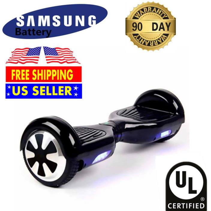 UL Listed Balancing Wheel Electric Self balance Scooter Hoverboard Skateboard#5