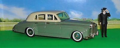 Tin Car Rolls-Royce Restored