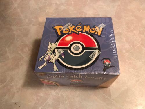 Pokémon Booster Box Base Set 2