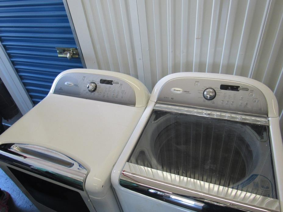 Whirlpool Cabrio Washer For Sale Classifieds