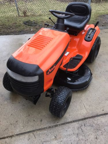 Ariens 20 Hp Lawn Tractor : Riding mower ariens for sale classifieds