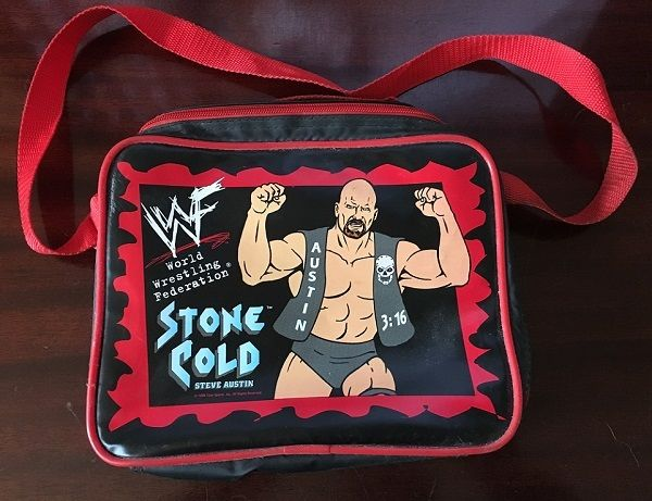 Stone Cold Steve Austin Kid's Lunch Box