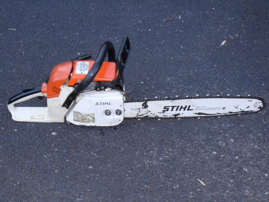 Stihl Chain Saw 028 - For Sale Classifieds