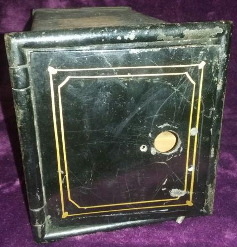 Bank Safe Deposit Box Vault Box Antique